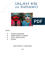 Suku Betawi .Kn