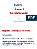 Chapter 1 - Magnetic Circuits