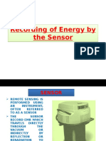 5_Recording of Energy by Sensor