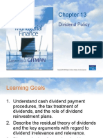 power point for dividend policy
