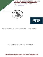 2.Hydraulic Engineering