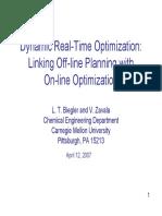 Dynamic Real-Time Optimization