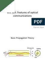 Lec 2_Features of Fibre Optic