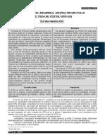 Proiect IFRS Pentru IMMuri