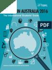 Studies in Australia 2016