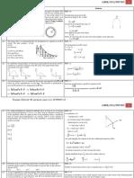 Aieee 2012 Physics
