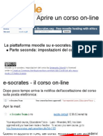 aprire un corso on line su e-socrates_2