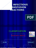 Reaction Tranfusion and Management