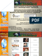 Programa de Capacitacion Docente - FATLA