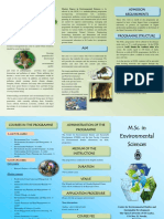 Brochure MSc 2015