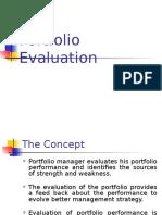 portfolioevaluation