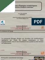 Introduction à l'Imagerie Numérique