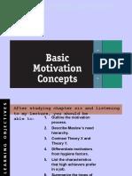 Basic Motivation Concept.ppt
