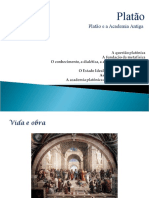 UNIDADE 6 - PLATÃO