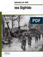 31 en La Linea Sigfrido - Alemania, Septiembre de 1944