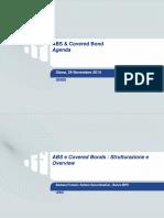 Fontani - ABS e Covered Bond
