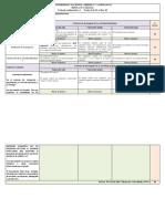 Formato Rubrica de Evaluacion Integrada