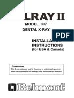 Belray II Installation 1A0498D0 Rev