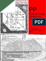 Perspectivas Paralelas Sistemas de Representación