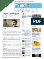 L'Intervista Di Nikola Tesla Tenuta Nascosta Per 116 Anni