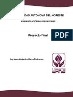 Proyecto Final Tec y Adm de Operaciones
