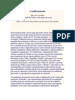 Confirmando _ PT Quase Hegemônico Numa Estratégia de Dominação Continental - Foro de São Paulo