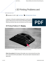 All3dp.com - 16 Common 3d Printing Problems and Their Solutions 2015.11.12