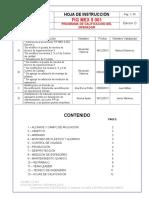 FIG MEX 5 001 Programa de Calificación Del Operador
