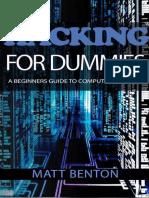 Computer Hacking -A Beginners Guide to Computer Hacking by Matt Benton(Pradyutvam2)[Cpul]
