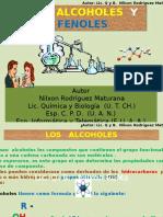 Síntesis Alcoholes Fenoles Wiki G11