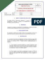 FIQ VTS 077 Confiscacion de Fichas de Incumplimiento y Diferencias