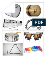 Rhytmic Instruments