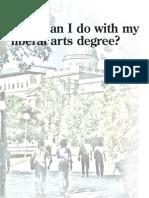 lib art degree