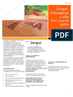 Boletin Dengue, Zika, Chikungunya