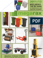 Megarax 2011 Catalogue