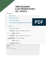 Revision Parcial Gerencia de Produccion