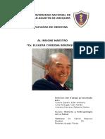 Doctor Eleazar Córdova Benzaquen