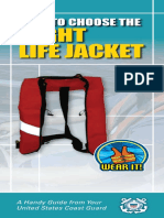 howtochoosetherightlifejacket