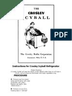 Icy Ball Manual