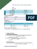 Transmission Line Design