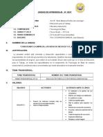 UNIDAD DE APRENDIZAJE   5°- II.docx