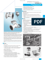 Data Sheet Siemens MAG 8000