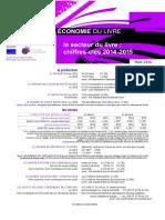 Chiffres-clés de l'édition 2016 (données 2014-2015)