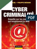 Dunod - Cybercriminalite - Enquete Sur Les Mafias Qui Envahissent Le Web
