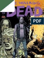 The Walking Dead - Revista 119