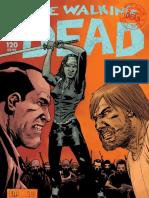 The Walking Dead - Revista 120