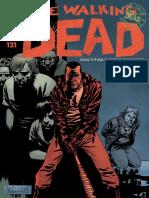 The Walking Dead - Revista 121