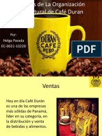 Cafe Duran