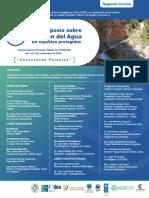 III Simposio sobre Gestión del Agua en espacios protegidos