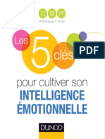 Les 5 Clés Pour Cultiver Son Intelligence Émotionnelle - Dunod